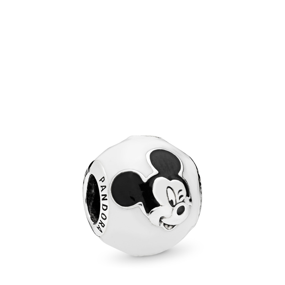 Disney, Charm Mickey Mouse Sorridente