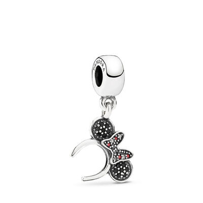 Disney, Charm pendente Cerchietto di Minnie