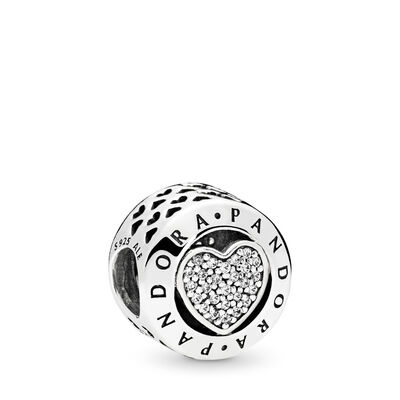 Charm Cuore Forever PANDORA