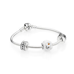 BRACCIALE OLAF - PANDORA - #IT_FROZEN_01