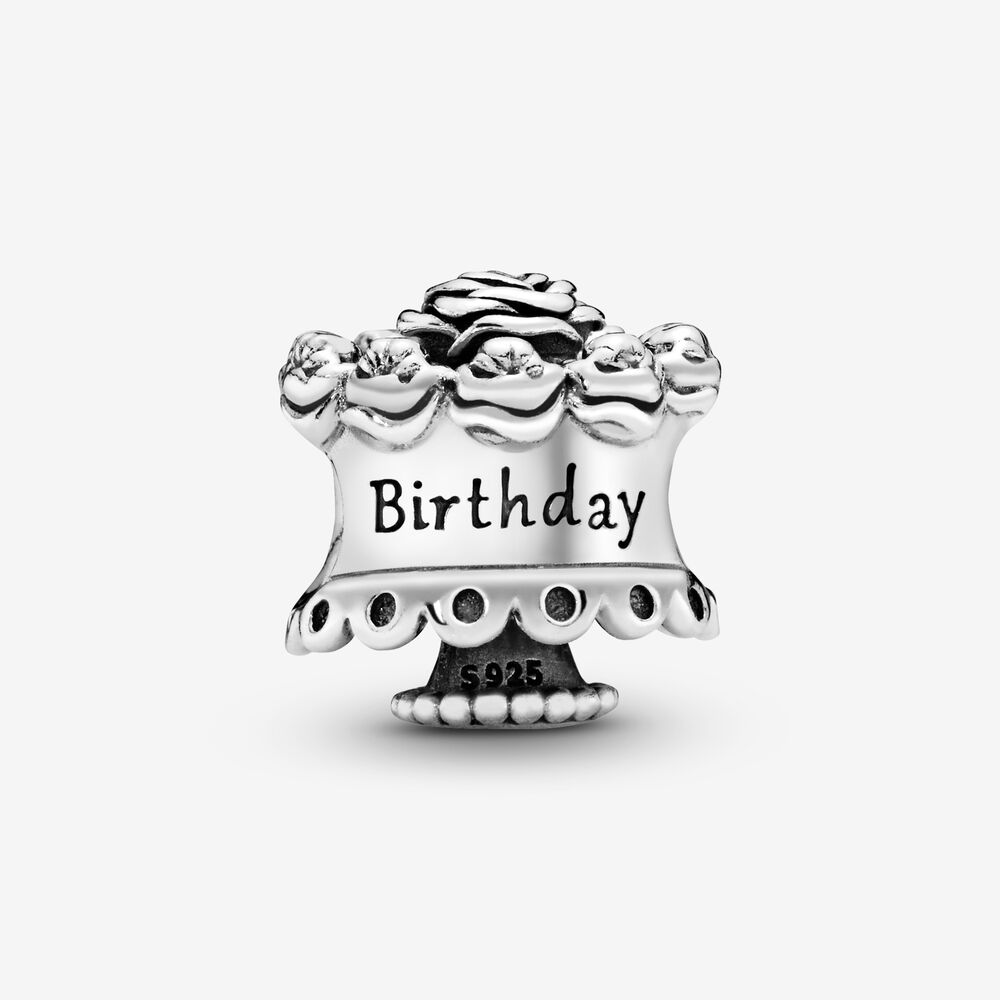 charms pandora compleanno