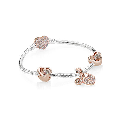 CUORI CHE PASSIONE! - PANDORA - #IT_AUTUMN17_Rose3